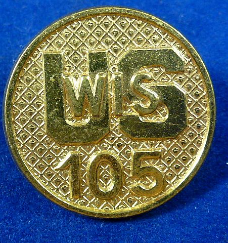 1920's US / WIS 105 Collar Disk