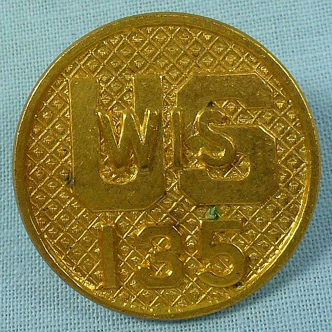 1920's US / WIS 135 Collar Disk