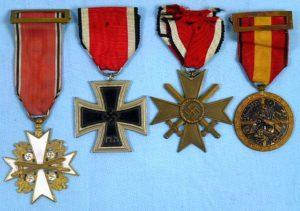 Medals / Badges
