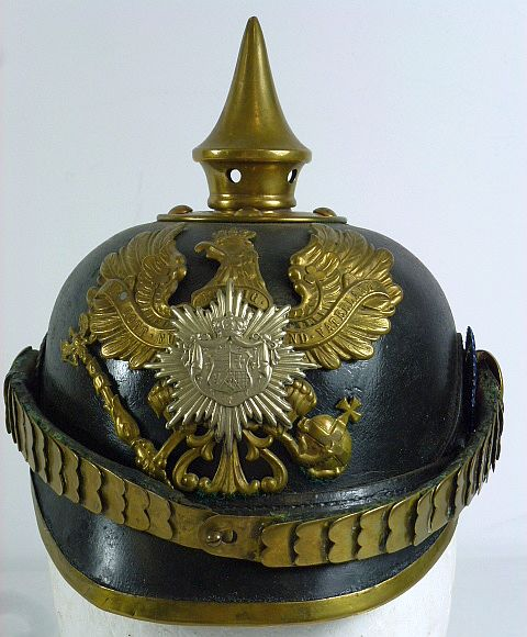 Oldenburg Infantry Regiment 91 Model 1871 Pickelhaube