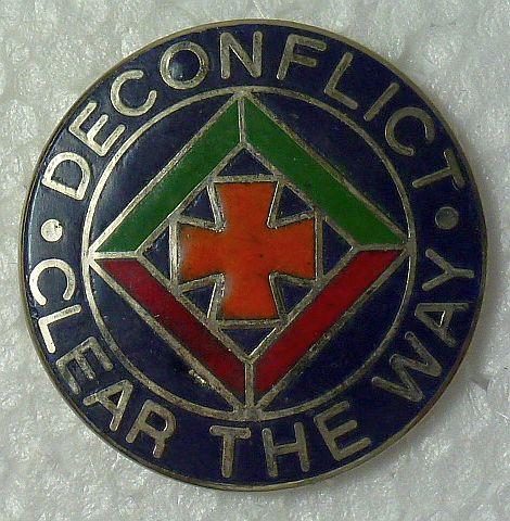 58th A.T.C. Battalion Crest / DI CB D-22