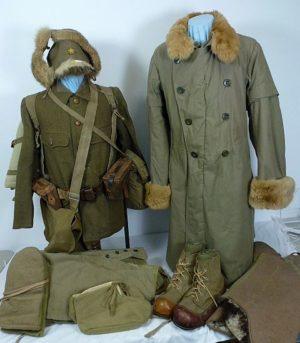 Japanese Uniforms