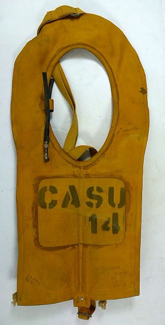 1944 Mae West Life Vest / Carrier Service Unit 14