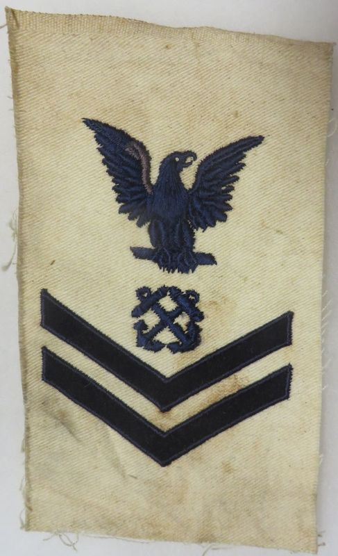 1920's 2nd Class Boatswain's Mate Rate
