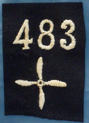 Enlisted Squadron Patches