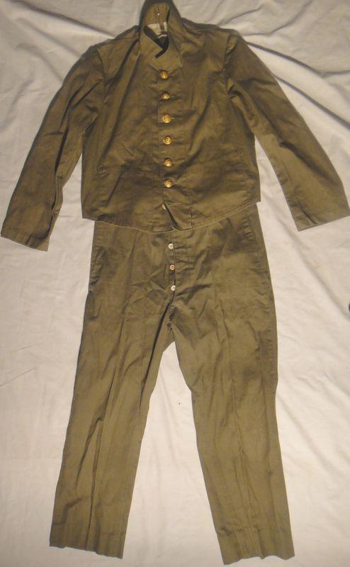 WWII Japanese Naval Cadet Uniform