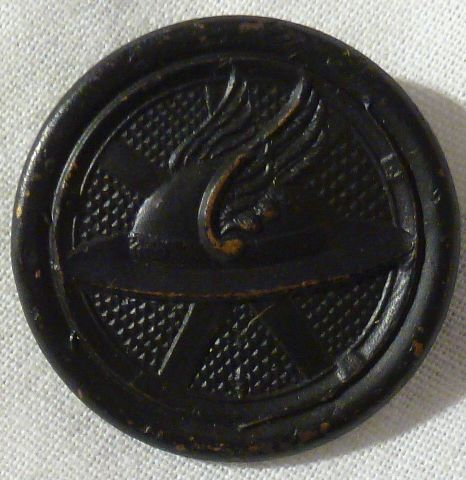 WWI Pin Back Motor Transport Corps Collar Disk