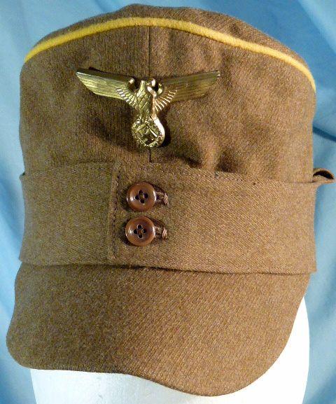 WWII Nazi Party NPEA Political Leader M43 Cap