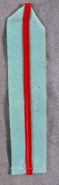 WWII Red Cross Woman's Uniform Shoulder Strap