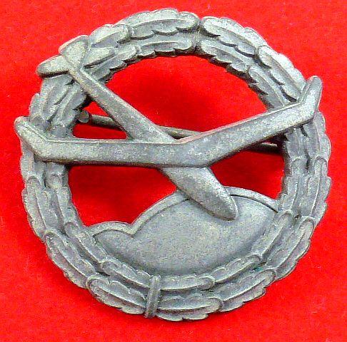 NSFK Aero Modeling Achievement Award Badge