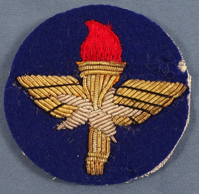 WWII Bullion Air Training Command Patch