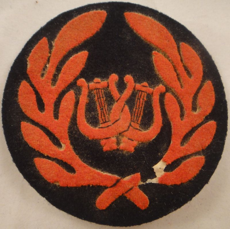 2nd Class Petty Officer Bandsman Round Rate