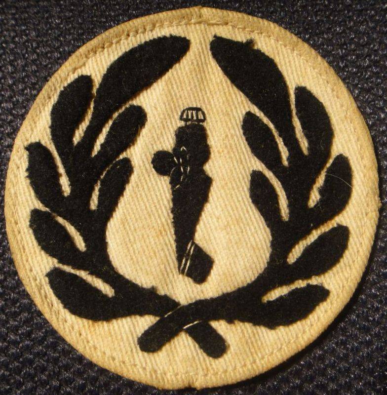 3rd Class Petty Officer Air Maintenance Round Rate