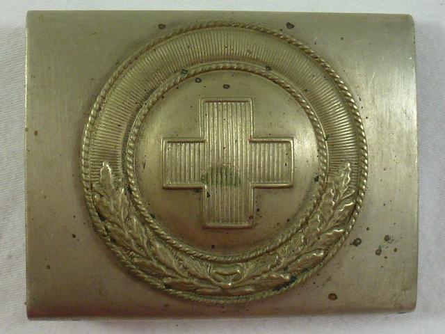 German Red Cross EM/NCO Buckle