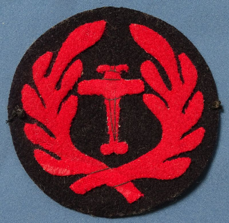 Japanese 3rd Class Petty Officer Air Branch Round Rate