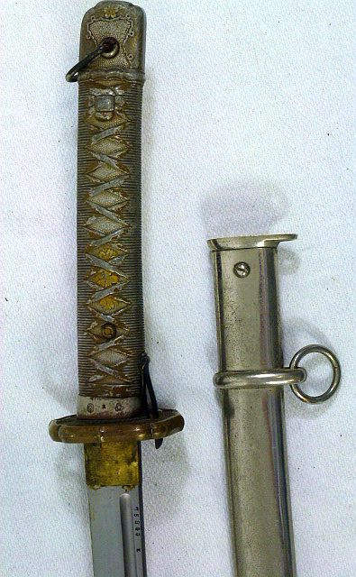 WWII Japanese Army NCO Shin-Gunto Sword