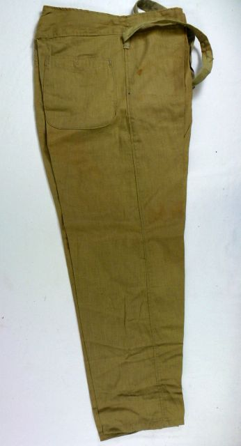Japanese Army Enlisted Tropical Trousers