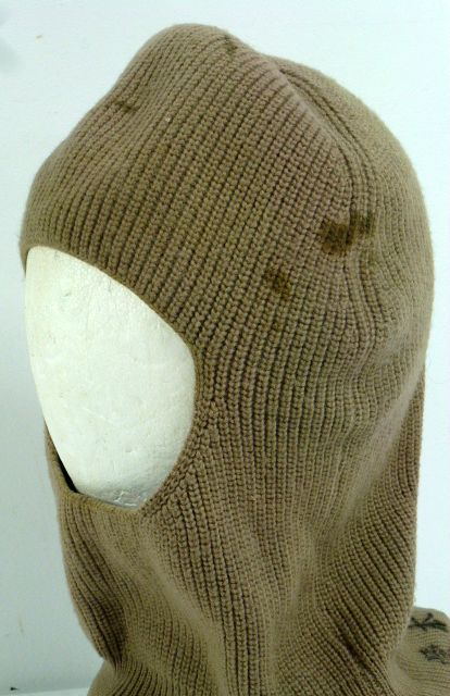 WWII Japanese Knitted Wool Toque