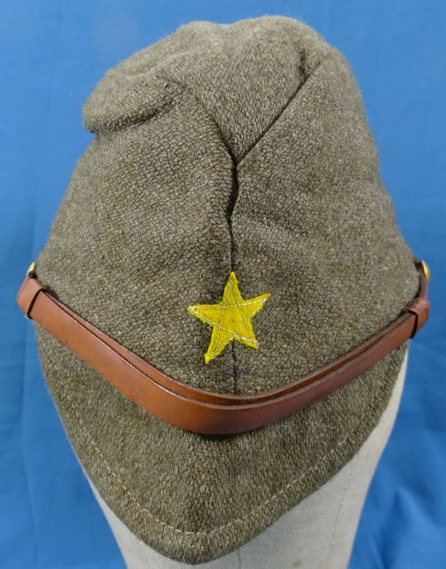WWII Japanese Army Enlisted / NCO Field Cap