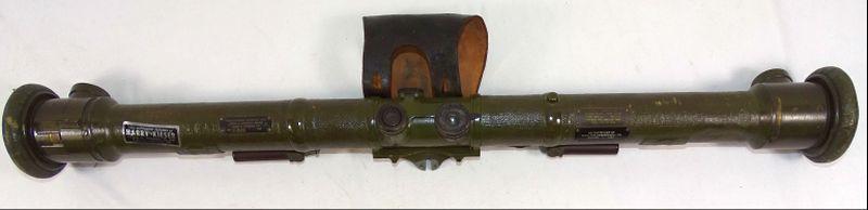 WWI British Infantry Rangefinder No. 2 MK III