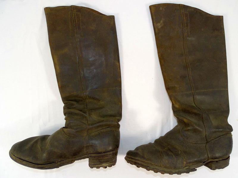 WWI German EM / NCO Combat Boots