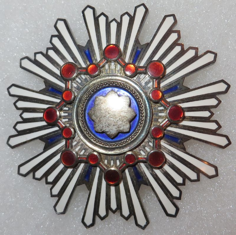 Japanese Order of the Sacred Treasure 2nd Class