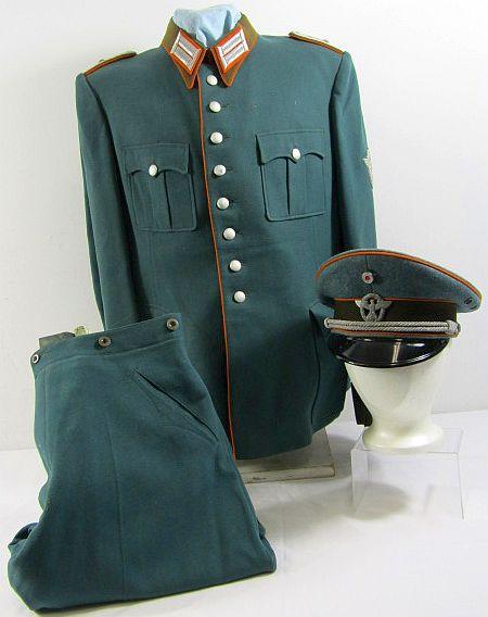 Third Reich Police Gendarmerie Uniform – Griffin Militaria