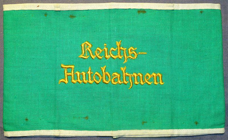 Reichs-Autobahnen Armband