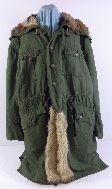 Waffen SS Second Pattern Winter Anorak Coat