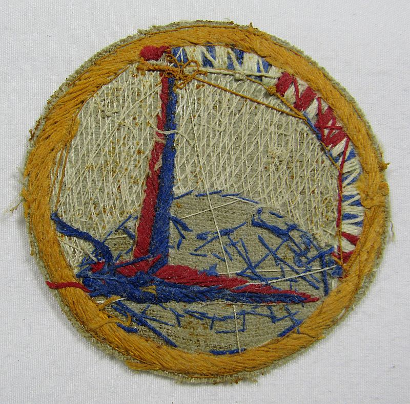 Item Detail - SOLD - WWII US ARMY AIR FORCES PATCH - ATC